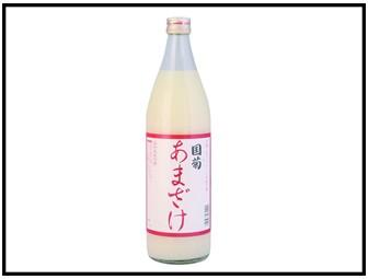 国菊甘酒の画像