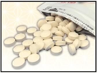 錠剤タイプの画像