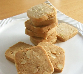 クルミクッキー画像