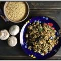 キヌア料理の画像